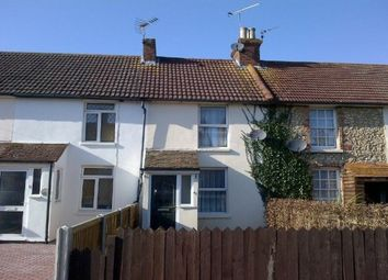 Thumbnail 2 bed terraced house to rent in Willesborough, Ashford
