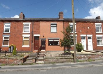 Thumbnail 2 bed terraced house for sale in Barn Lane, Golborne, Warrington, Greater Manchester