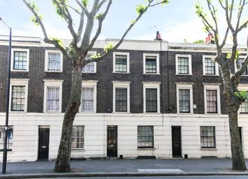 Thumbnail 3 bed terraced house to rent in Rosebery Avenue, Angel, London