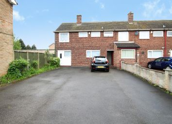 Thumbnail 3 bed terraced house for sale in Great Hoggett Drive, Beeston, Nottingham