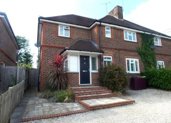 Thumbnail 4 bed semi-detached house to rent in Buckhurst Cottages, Church Street, Rudgwick