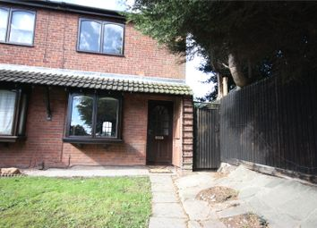 Thumbnail 2 bedroom end terrace house to rent in Portland Court, Sherwood, Nottingham