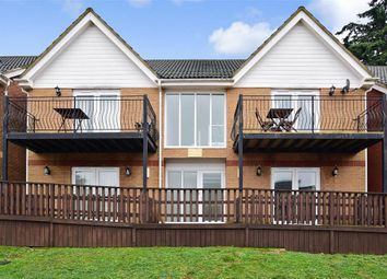 Thumbnail 2 bed flat for sale in Creek Gardens, Wootton Bridge, Ryde, Isle Of Wight