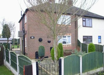 Thumbnail 2 bed semi-detached house for sale in Cleveland Road, Stonebroom, Alfreton