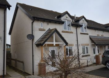 Thumbnail 2 bedroom terraced house to rent in Kings Field, Seahouses