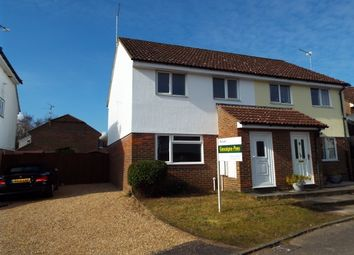 Thumbnail 3 bed property to rent in Gaskell Close, Holybourne, Alton