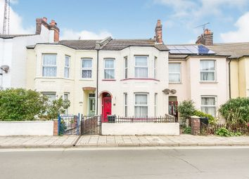 Thumbnail 3 bed terraced house for sale in Station Street, Walton On The Naze
