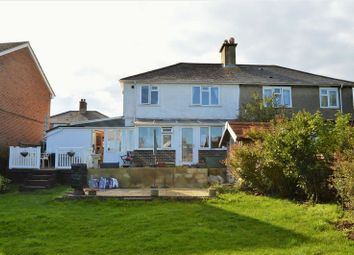 Thumbnail 3 bed semi-detached house for sale in Albany Road, Newport