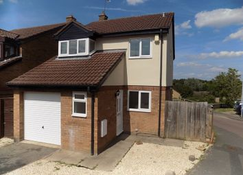 Thumbnail 3 bed detached house for sale in Ramsthorn Close, Swindon