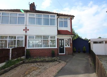 Thumbnail 3 bedroom semi-detached house for sale in Cleveleys Avenue, Bury