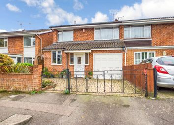 Thumbnail 3 bed semi-detached house for sale in Nevis Road, Tilehurst, Reading, Berkshire