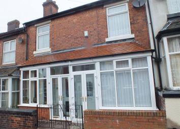 Thumbnail 2 bed town house for sale in Dartmouth Street, Burslem, Stoke-On-Trent