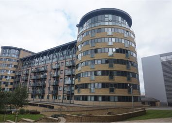 Thumbnail 1 bed flat for sale in Salts Mill Road, Shipley