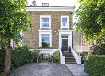 Thumbnail 4 bed terraced house for sale in Northbourne Road, London
