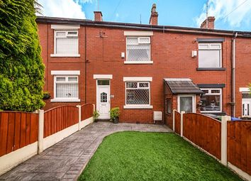 Thumbnail 2 bed terraced house for sale in Vale Avenue, Hyde