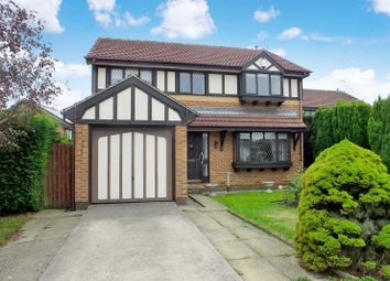 Thumbnail 4 bed detached house for sale in Glade Croft, Gleadless, Sheffield