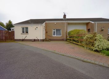 Thumbnail 3 bed semi-detached bungalow for sale in Edenvale Crescent, Newtownards