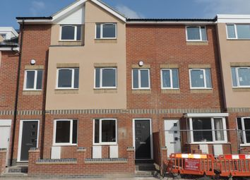 Thumbnail 4 bed terraced house to rent in Meynell Road, Leicester