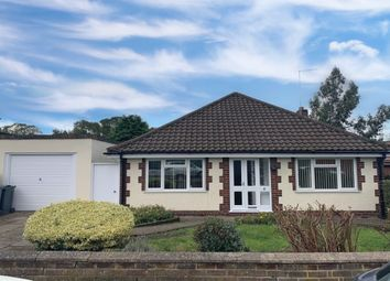 Thumbnail 3 bed bungalow for sale in Francis Road, Stechford, Birmingham