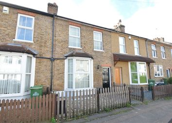 Thumbnail Terraced house to rent in Prospect Road, Cheshunt, Hertfordshire