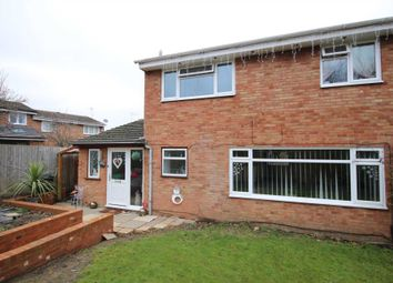 Thumbnail 3 bed semi-detached house for sale in Ambassador, Bracknell