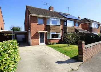Thumbnail 3 bed semi-detached house for sale in Teddington Gardens, Gloucester