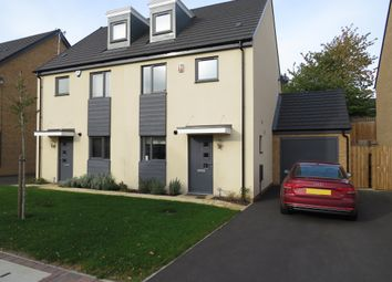 Thumbnail 3 bedroom semi-detached house for sale in Kensington Close, Kingsthorpe, Northampton