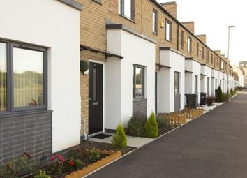 Thumbnail 3 bedroom end terrace house for sale in Belgrave Riverside, Ross Walk, Leicester