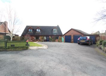 Thumbnail 5 bed detached bungalow to rent in Pant, Oswestry