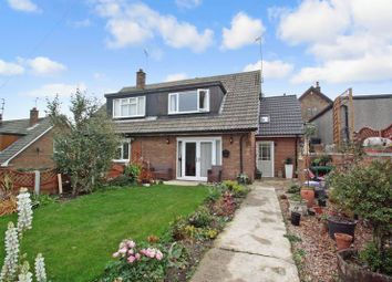 Thumbnail 3 bed semi-detached house for sale in Hodge Lane, Kirk Smeaton, Pontefract