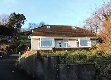 Thumbnail 3 bedroom detached bungalow for sale in Graig Road, Godrergraig, Swansea