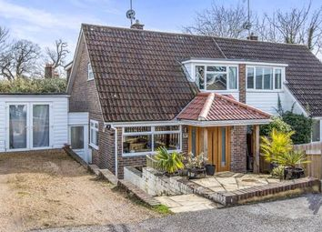 Thumbnail 3 bed semi-detached house for sale in Elmleigh, Midhurst, West Sussex, .