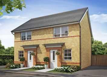 "Thumbnail 2 bed semi-detached house for sale in ""Washington"" at Akron Drive, Wolverhampton"