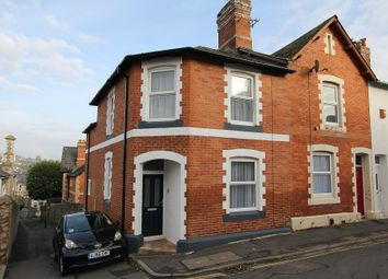 Thumbnail 2 bedroom end terrace house for sale in Hampton Road, Newton Abbot