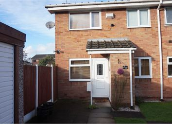 Thumbnail 1 bed semi-detached house for sale in Snowdrop Close, Beechwood, Runcorn