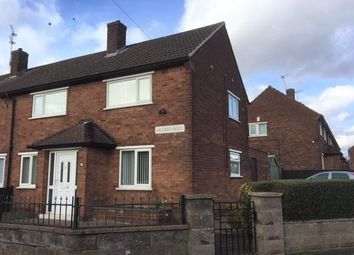 Thumbnail 3 bed semi-detached house for sale in Hillary Road, Scunthorpe