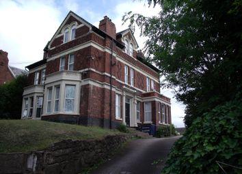 Thumbnail Studio to rent in Upper Gungate, Tamworth, Staffordshire