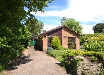 Thumbnail 2 bed bungalow for sale in Saxon Rise, Duston, Northampton