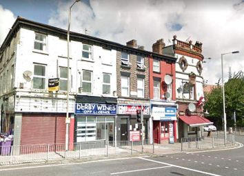 Thumbnail Retail premises for sale in Liverpool L6, UK