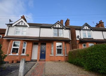 Thumbnail 3 bed semi-detached house to rent in Burton Road, Kennington, Ashford
