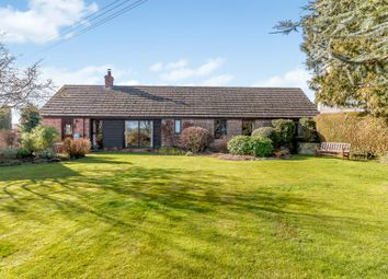 Thumbnail 4 bed barn conversion for sale in Bromsash, Ross-On-Wye
