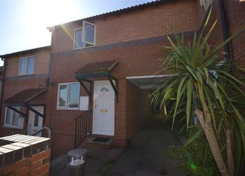 Thumbnail 2 bed end terrace house to rent in Farm Hill, Exeter