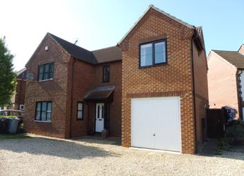 Thumbnail 5 bedroom detached house to rent in Aquila Way, Langtoft, Peterborough