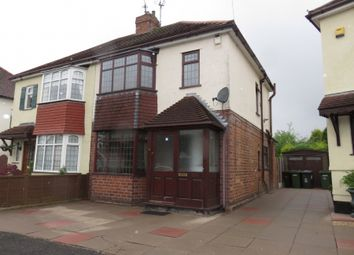 Thumbnail 3 bed semi-detached house for sale in Broad Lane South, Wolverhampton