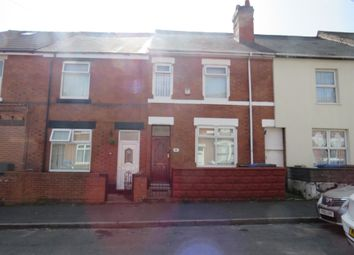 Thumbnail 3 bed terraced house for sale in Porter Road, New Normanton, Derby
