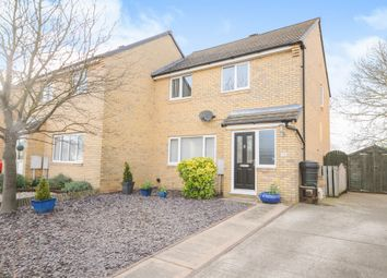 Thumbnail 2 bed semi-detached house for sale in Belbin Way, Sawston, Cambridge