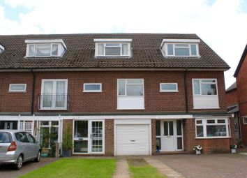 Thumbnail 3 bed terraced house for sale in Claremont Road, Marlow