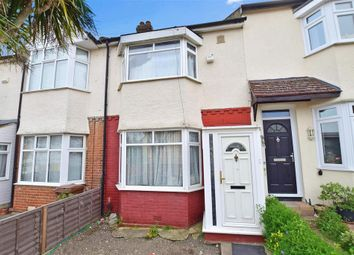 Thumbnail 3 bed terraced house for sale in St. Leonards Avenue, Chatham, Kent