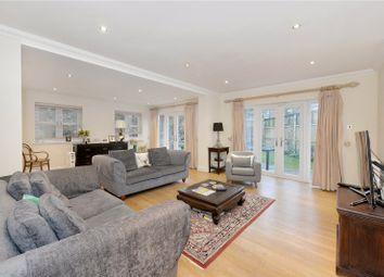 Thumbnail 3 bedroom property to rent in Berridge Mews, West Hampstead, London