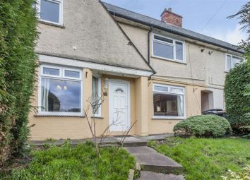 Thumbnail 3 bed terraced house for sale in Ronald Road, Newport